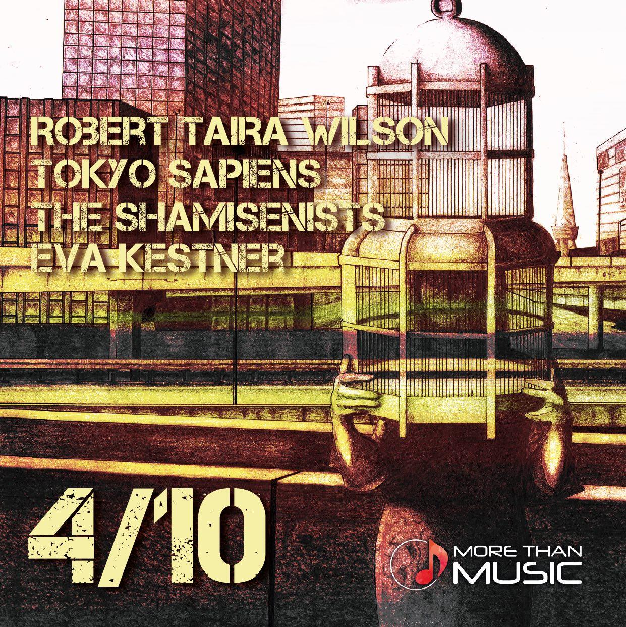 MTM Presents: The Shamisenists, Robert Taira Wilson, Tokyo Sapiens, Eva Kestner