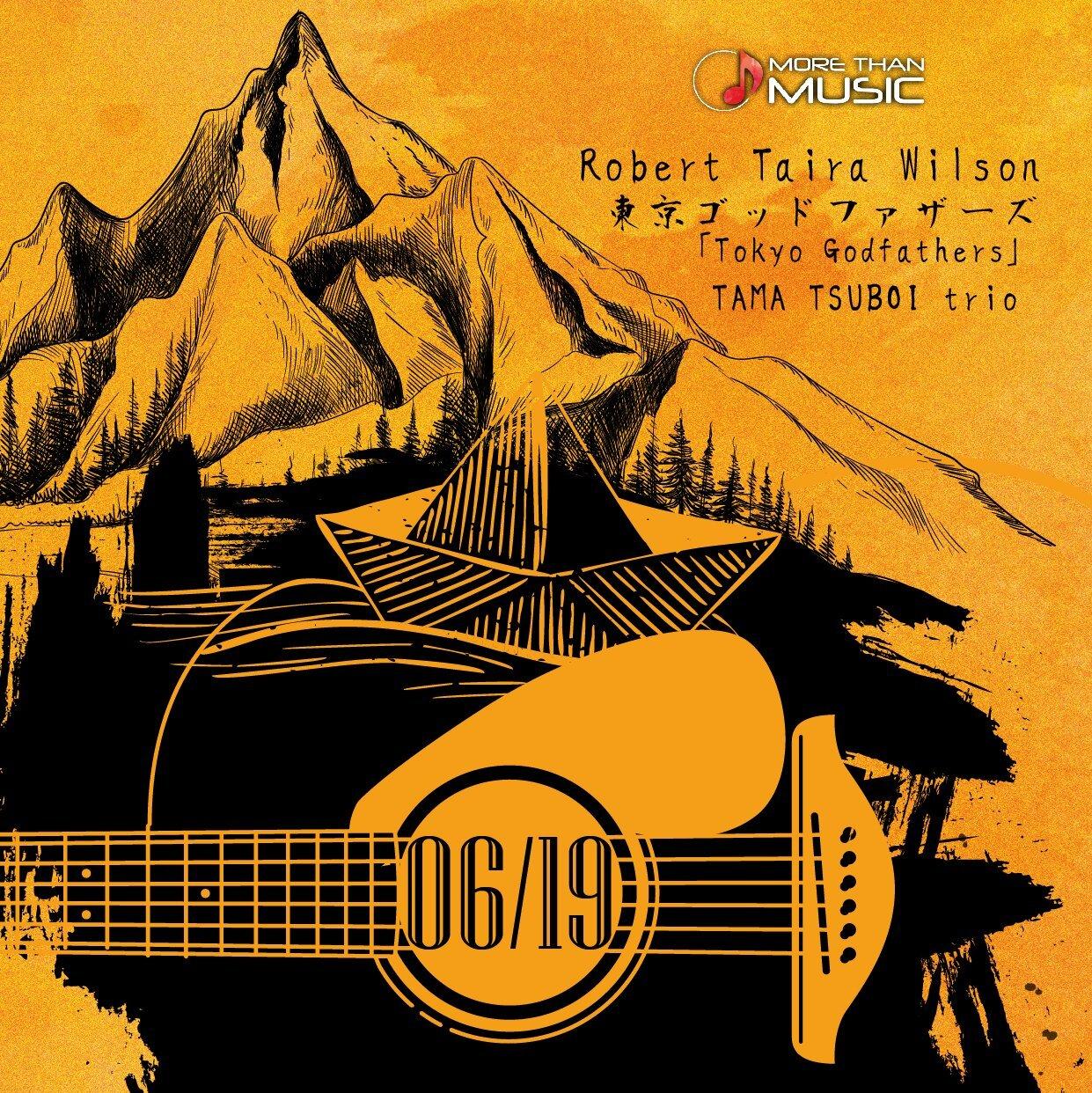 MTM Presents: Tama Tsuboi Trio, Robert Taira Wilson, Tokyo Godfathers