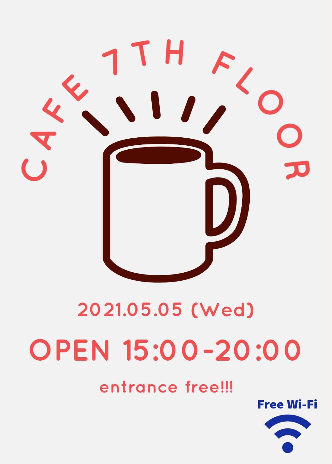 CAFE 7TH FLOOR