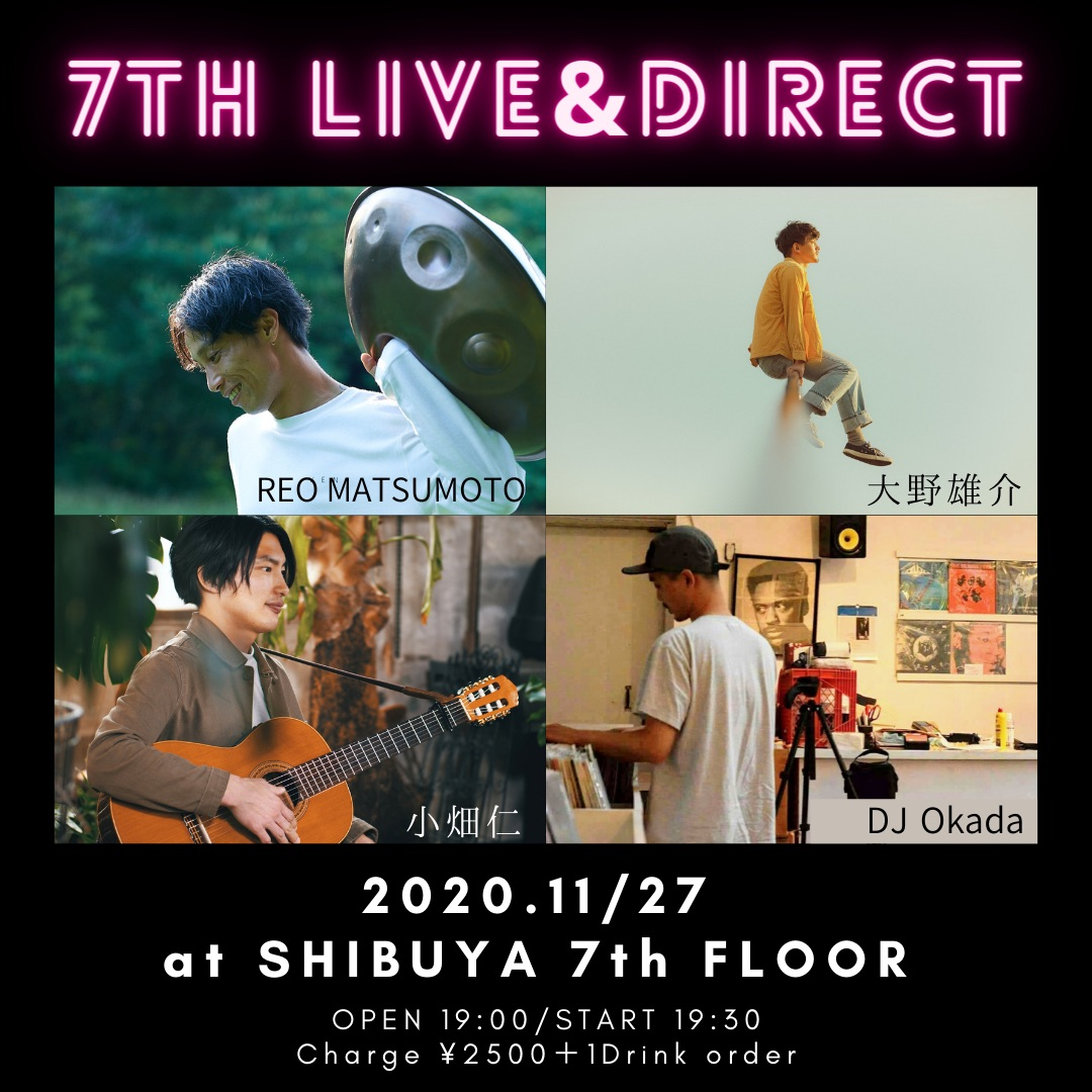 7th LIVE&DIRECT